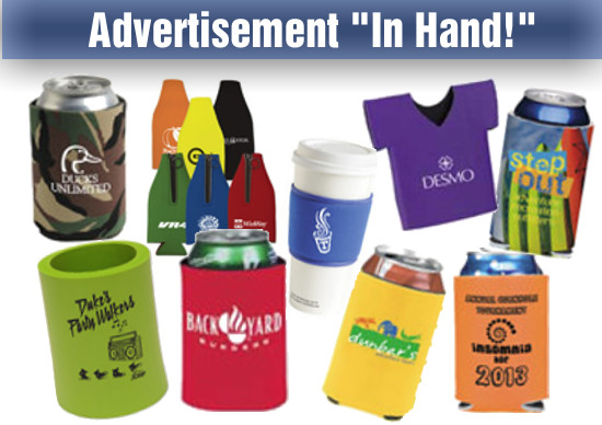Lets Print Baby, Promotional Products, Can Coolers, Woodbridge, Middlesex County, NJ