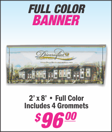 Lets Print Baby, Banners, Signage, Woodbridge, Middlesex County, NJ