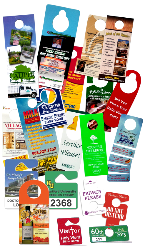 Overview Leaving Your Message Just Gets Easier! Use These Door Hangers To  Get Your Message Out Even When No One Is Home. Learn More.