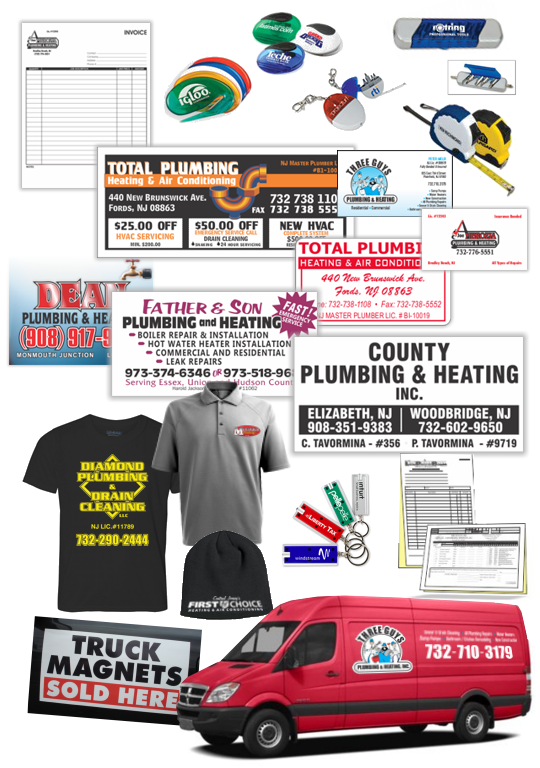 Lets print baby custom plumbing industry products promotional magnetic products negle Choice Image
